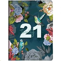 Picture of Daily Planner For Women With Zip 2021