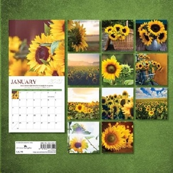 Picture of Calendar Large Joy Comes In The Morning 2021