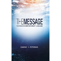 Picture of The Message Bible Hardcover