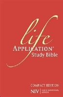 Picture of NIV Life Application Study Bible Compact Edition