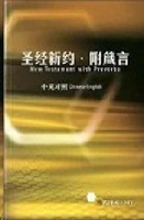Picture of Chinese/English New Testament (NIV)