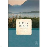 Picture of NLT Holy Bible Large Print