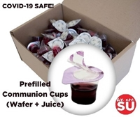 Picture of Communion Cup Prefilled
