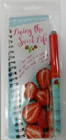 Picture of Pen & Bookmark Set Living the Sweet Life