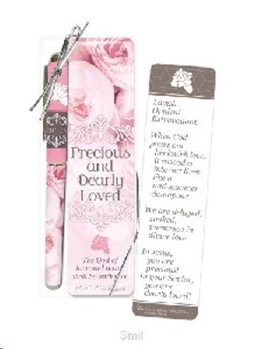 Picture of Pen & Bookmark Set Precious And Dearly Loved