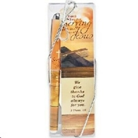 Picture of Pen & Bookmark Set Serving Jesus