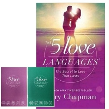 Picture of 5 Love Languages/Note Books Combo