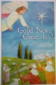 Picture of Good News Great Joy! Activity Book