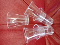 Picture of Communion Glass Perspex Singles