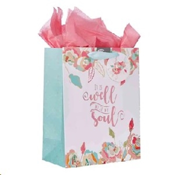 Picture of Gift Bag It Is Well With My Soul