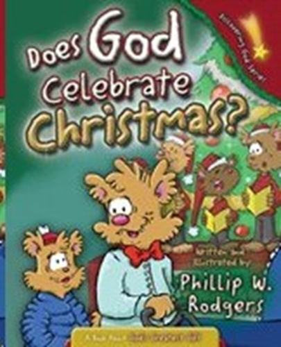 Picture of Does God Celebrate Christmas?