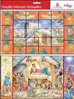 Picture of Family Advent Calendar