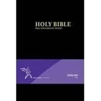 Picture of NIV Bible Black Hardcover