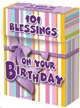 Picture of Boxes Of Blessings 101 Blessings On Your Birthday