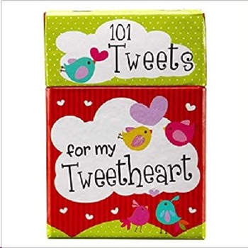 Picture of Boxes Of Blessings 101 Tweets for My Tweetheart