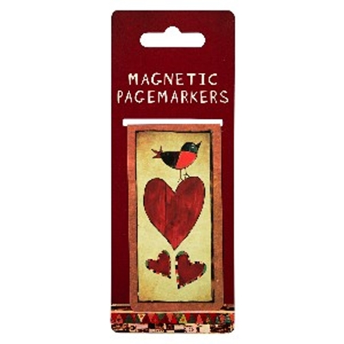Picture of Magnetic Page Marker My Heart Rejoices in the Lord
