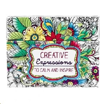 Picture of Colouring In Box Cards Creative Expressions