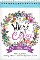 Picture of Colouring Book The  Word In Colour