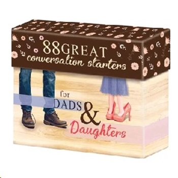 Picture of 88 Great Conversation Starters For Dads And Daught