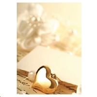 Picture of Bulletin Gold Heart