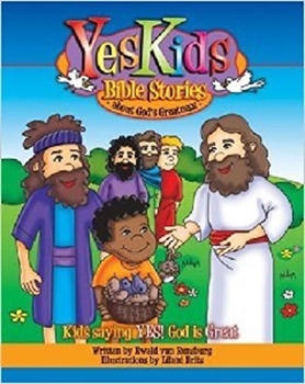 Picture of YesKids Bible Stories About God's Greatness Mini B