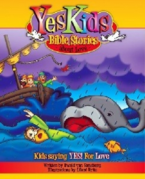 Picture of YesKids Bible Stories About Love Mini Book