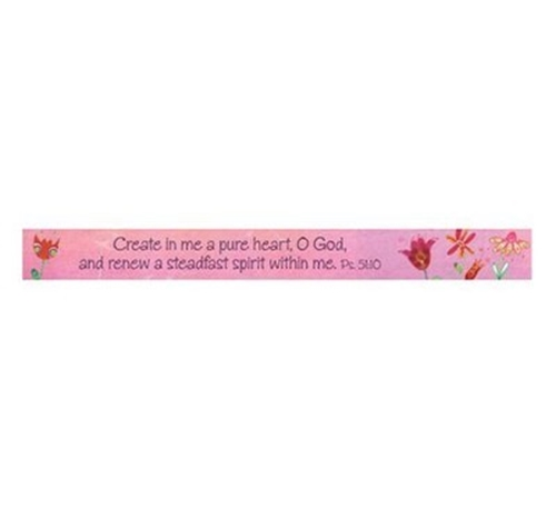 Picture of Magnetic Strips A Pure Heart  Psalm 51:10