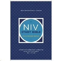 Picture of NIV Study Bible Revised Edition
