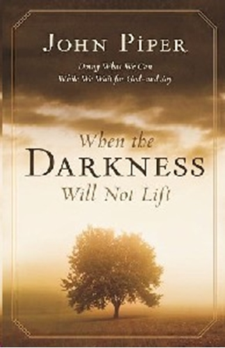 Picture of When the Darkness Will Not Lift