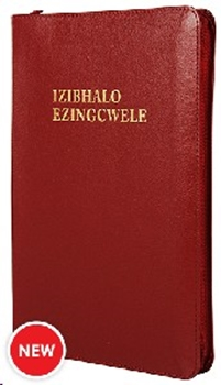 Picture of Xhosa Bible 1975 Luxury Red Bonded Leather