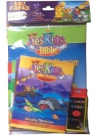 Picture of Yes!Kids Bible Funpack #2
