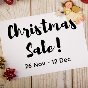Picture for category CHRISTMAS SALE