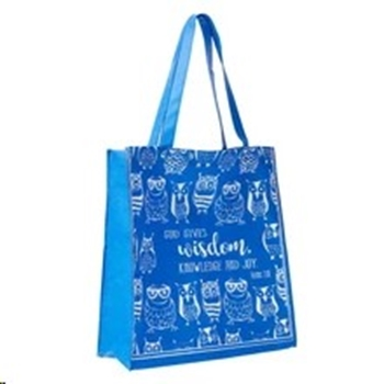 Picture of Tote Bag God Gives Wisdom