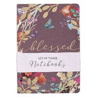 Picture of Notebook (Set of 3) With Love