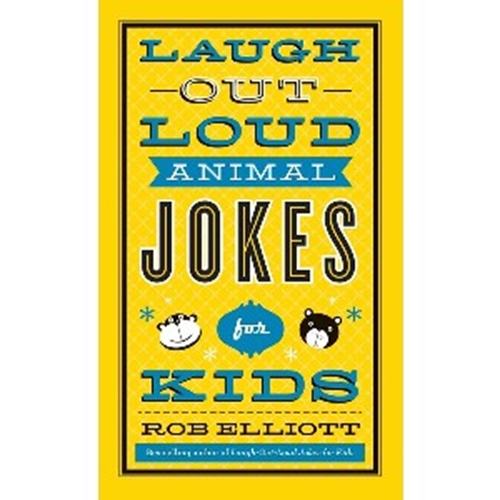 Picture of Laugh Out Loud Animal Jokes for Kids
