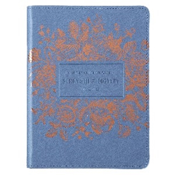Picture of Journal She Is Clothed With Strength And Dignity
