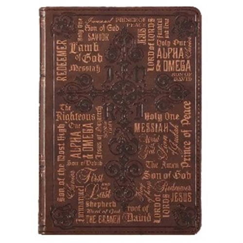 Picture of Journal Names Of Jesus