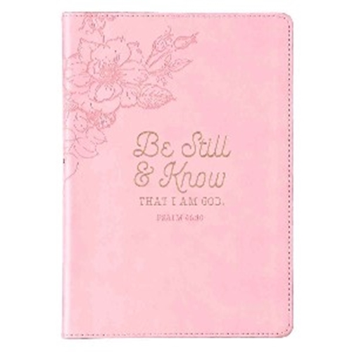 Picture of Journal Be Still & Know