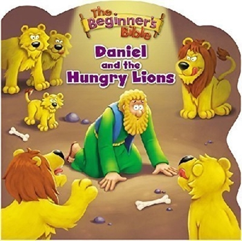 Picture of Beginners Bible Daniel And The Hungry Lion
