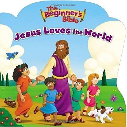 Picture of Beginners Bible Jesus Loves the World