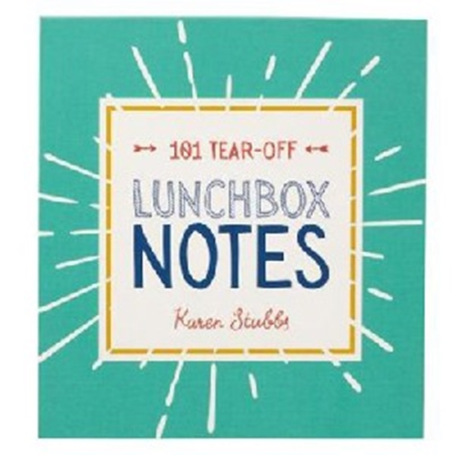 Picture of 101 Tear-Off Lunch Box Notes