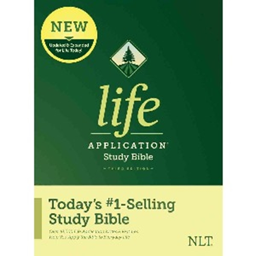 Picture of NLT Life Application Study Bible Third Edition