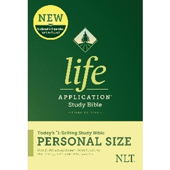 Picture of NLT Life Application Study Bible Third Edition PS