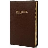 Picture of Bybel 2020, Hoofletter Uitgave, Luukse Leeromslag