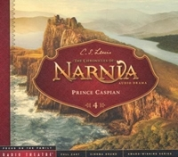 Picture of Narnia #4 Prince Caspian Audio