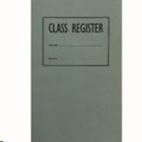 Picture of Class Register
