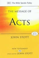 Picture of Message of Acts (BST)