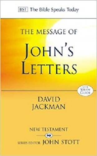 Picture of Message of John's Letters (BST)