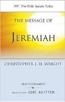 Picture of Message of Jeremiah (BST)