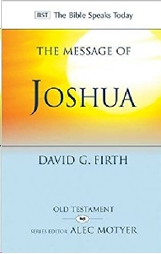 Picture of Message of Joshua (BST)